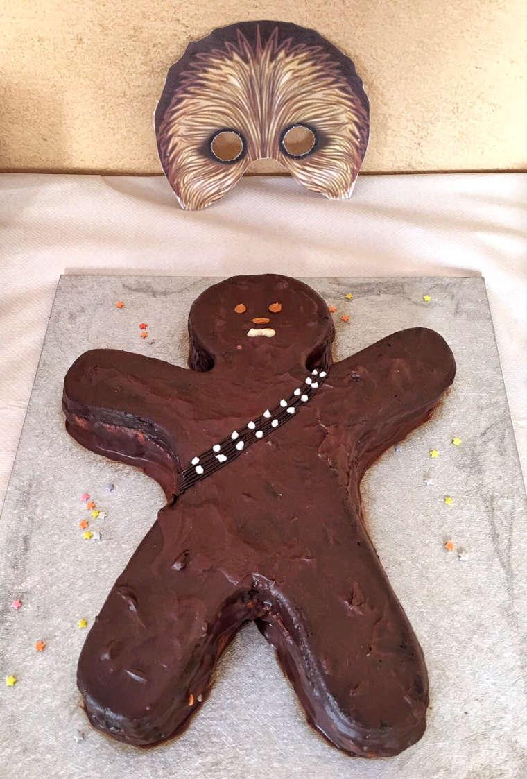 Tarta Wookie