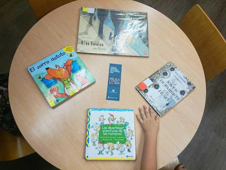 Nuestra elección de libros