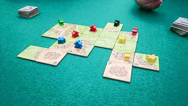 Torneo de Carcassonne