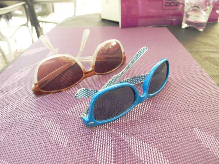 Detalle gafas