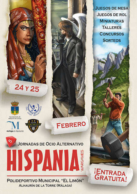 cartel HISPANIA2
